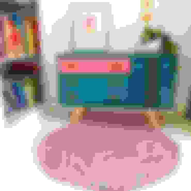 Retroloekie:  tarz Yatak Odası