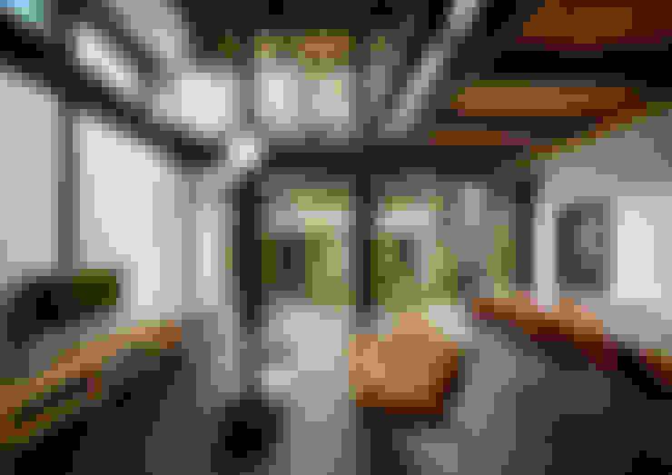 غرفة المعيشة تنفيذ 石井智子/美建設計事務所