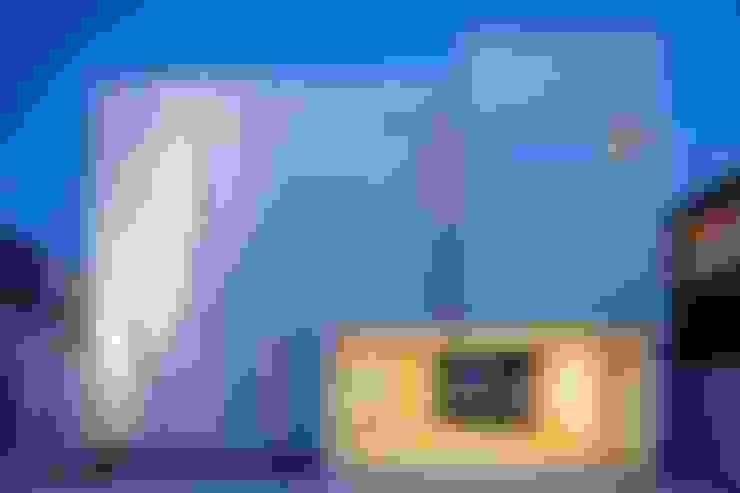 Houses by MITSUTOSHI   OKAMOTO   ARCHITECT   OFFICE 岡本光利一級建築士事務所