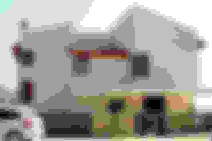 Etüd Mimarlık Müşavirlik İnş. San. Tic. Ltd. Şti.  – DATÇA ASLI & MURAT RENA EVİ:  tarz Evler