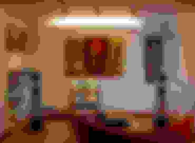 Paesaggio d'interni in stile  di Etüd Mimarlık Müşavirlik İnş. San. Tic. Ltd. Şti.