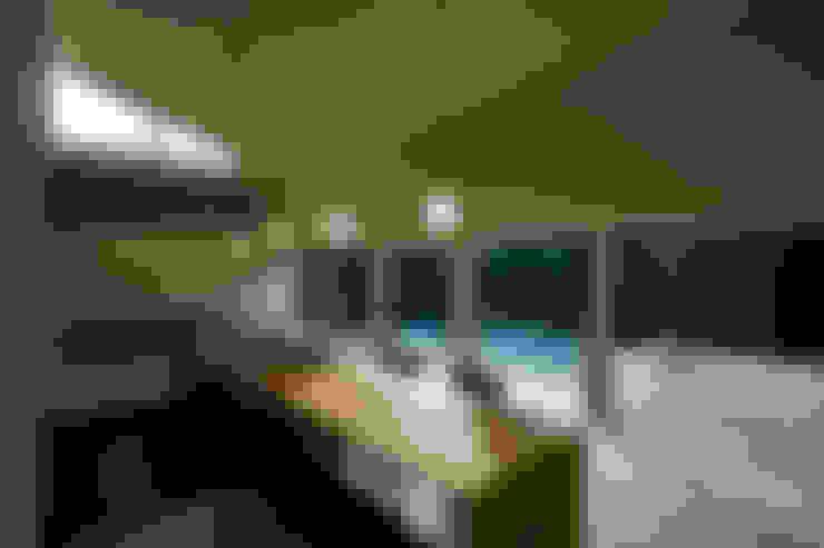 Keuken door 有限会社TAO建築設計