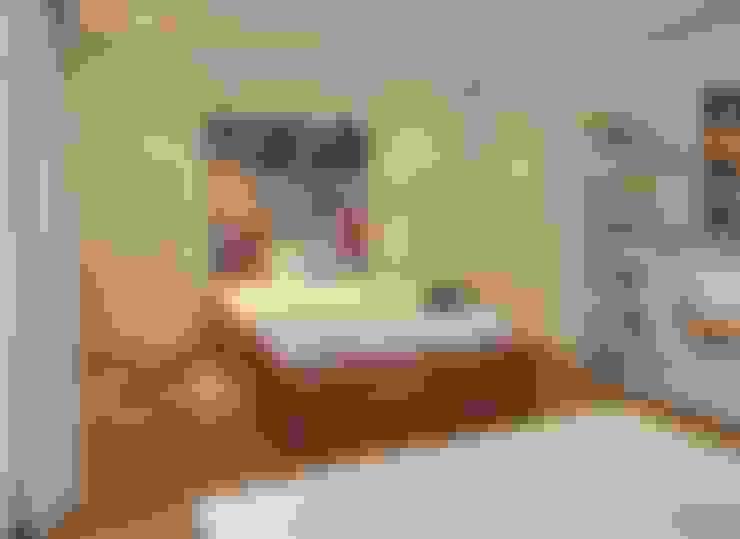 HANDE KOKSAL INTERIORS – House E - E Evi:  tarz Yatak Odası