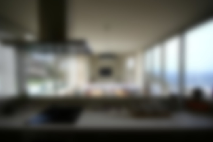 HANDE KOKSAL INTERIORS – House A1 - A1 Evi:  tarz Mutfak
