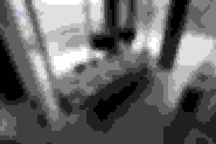 HANDE KOKSAL INTERIORS – House C3 - C3 Evi:  tarz Yemek Odası