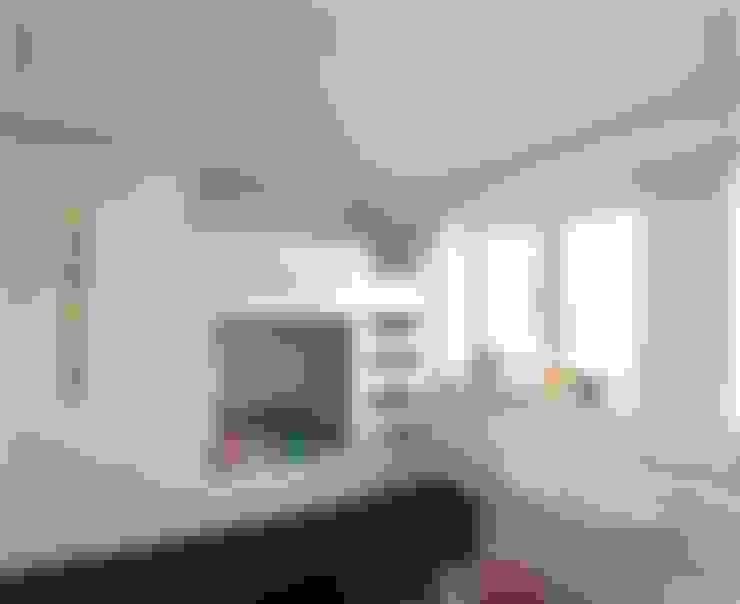 Nursery/kid's room by Architekturbüro Rollmann&Partner