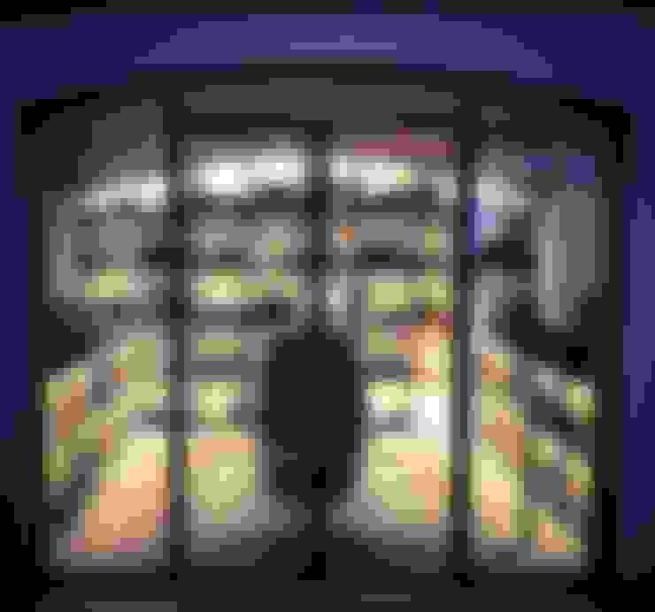 De-Design의  와인 저장실
