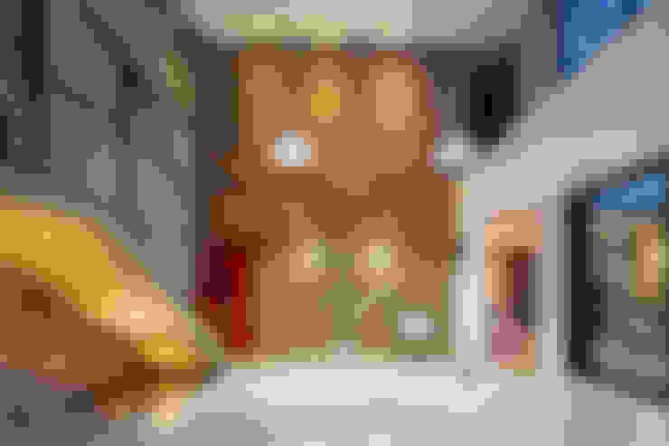 Casa Pinball:   por Studio Fabrício Roncca