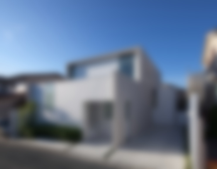 Maisons de style  par ソルト建築設計事務所