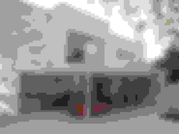 Casas de estilo  por ABR ARQUITECTOS