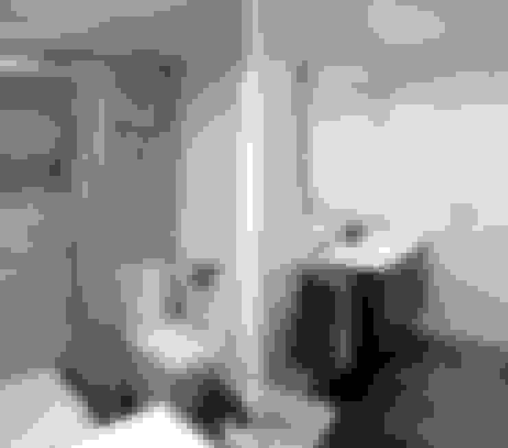 Ванные комнаты в . Автор – PEANUT DESIGN STUDIO