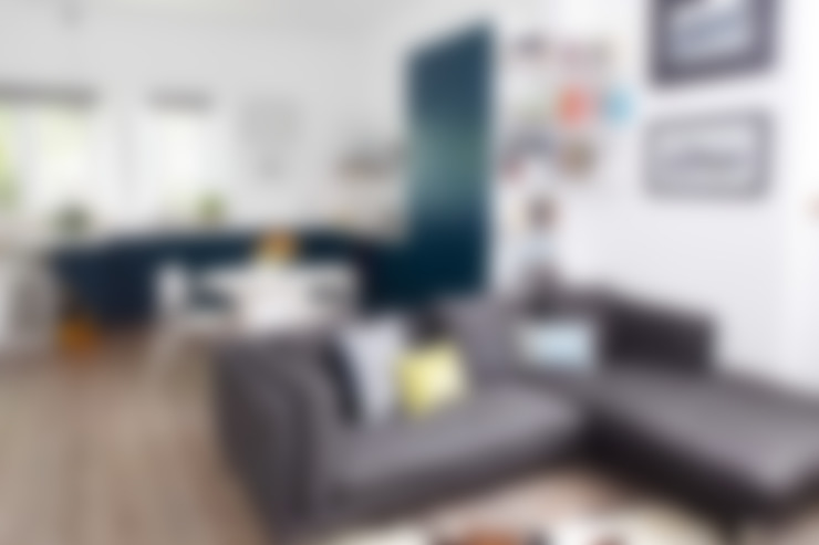Living room by Cassidy Hughes Interior Design