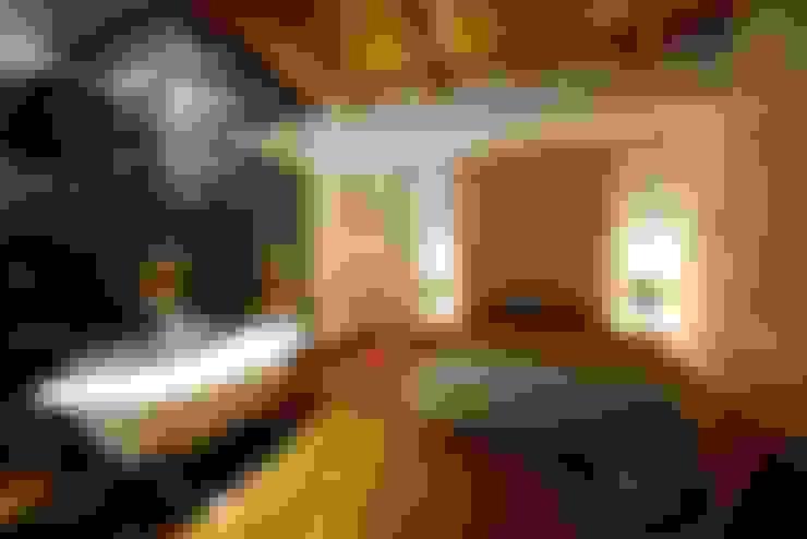 Matteo Gattoni - Architetto의  침실