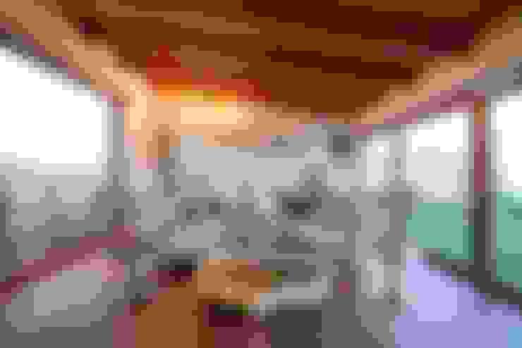 Matteo Gattoni - Architetto:  tarz Oturma Odası