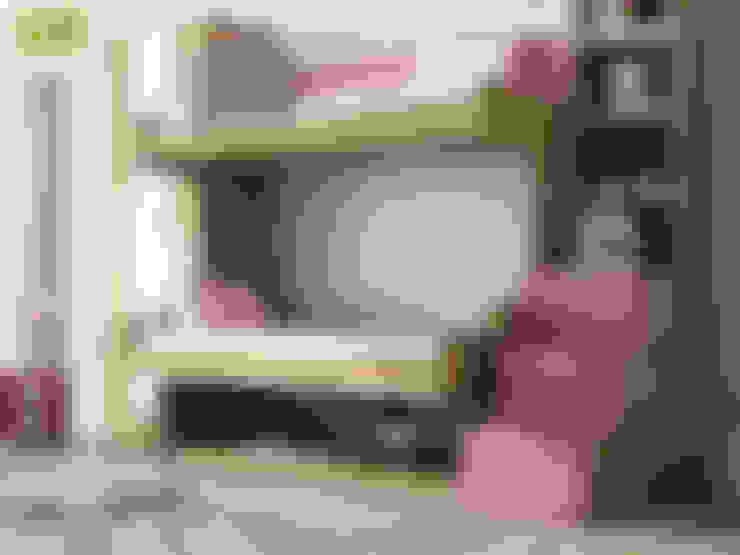 Habitaciones infantiles de estilo  por Muebles Parchis. Dormitorios Juveniles.