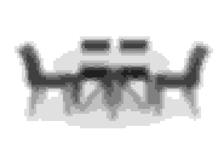 501 대리석 식탁: (주)디모스의  주방
