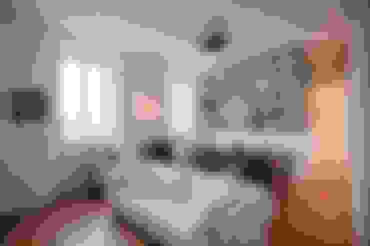 Living room by Anomia Studio
