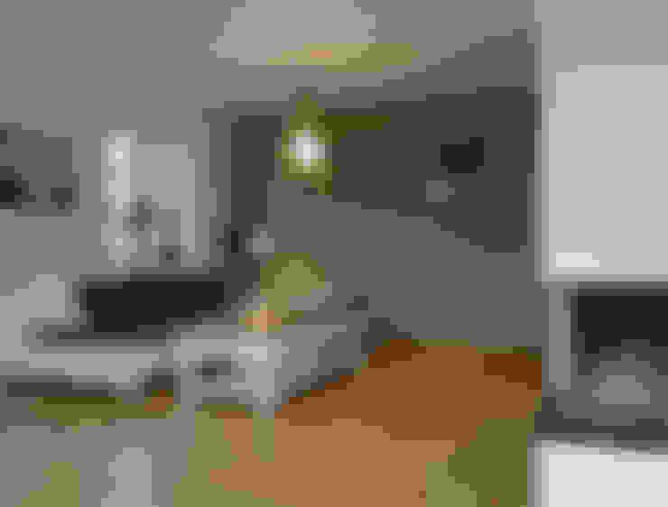 Cactus Architekten:  tarz Oturma Odası