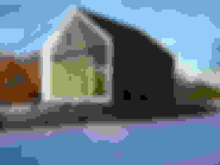 منازل تنفيذ 2by4-architects