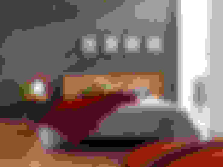 غرفة نوم تنفيذ PANELPIEDRA