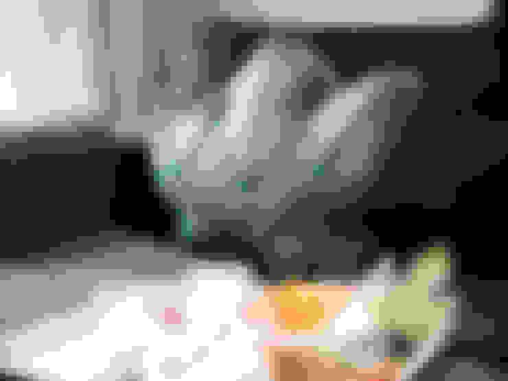 Woonkamer door Nähjournal 'Sauber eingefädelt'