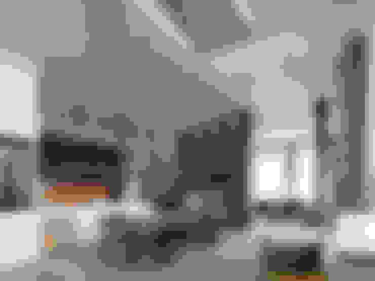 Eetkamer door Ippolito Fleitz Group – Identity Architects