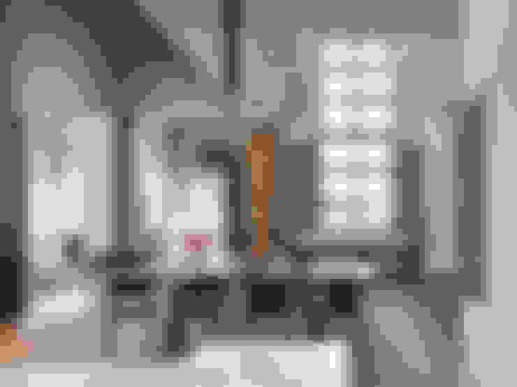 Ippolito Fleitz Group – Identity Architects:  tarz Yemek Odası