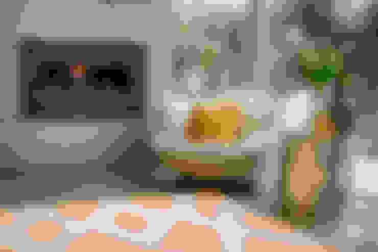 Гостиная в . Автор – Indie Style Interiors