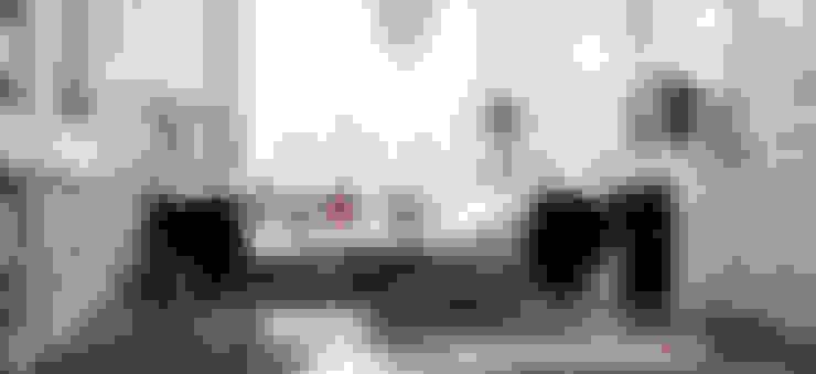 Гостиная Барокко: Гостиная в . Автор – VITTA-GROUP
