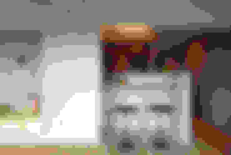 ห้องทานข้าว by TATO DESIGN:タトデザイン株式会社