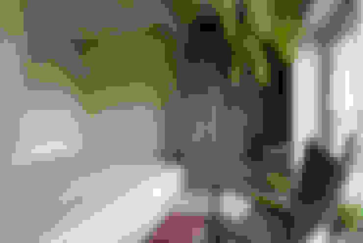 ห้องนอน by TATO DESIGN:タトデザイン株式会社