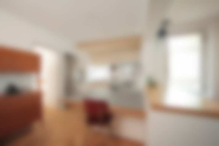 Dining room by TATO DESIGN:タトデザイン株式会社