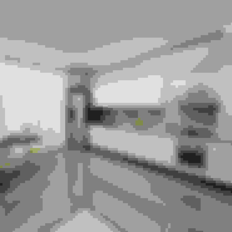 Niyazi Özçakar İç Mimarlık – SANABEL KONAKLARI:  tarz Mutfak