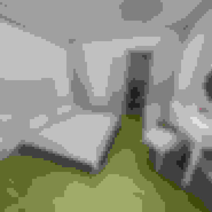 غرفة نوم تنفيذ Niyazi Özçakar İç Mimarlık