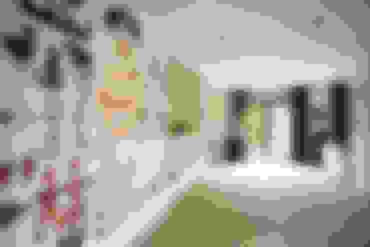AK Design Studio – RIVA WINTER HOUSE:  tarz Mutfak