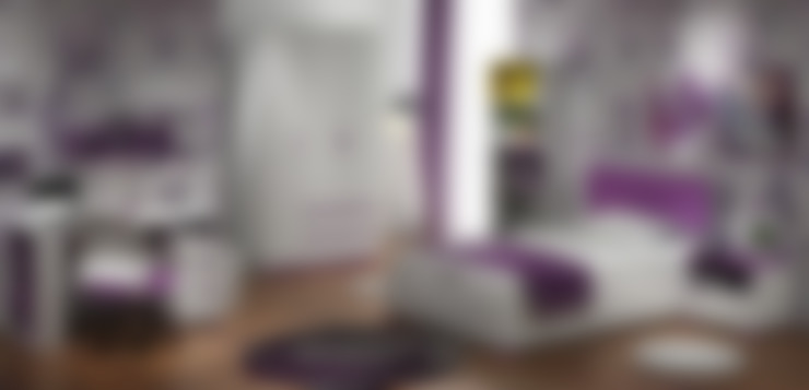 MİA MOBİLİ – Fucsia:  tarz Çocuk Odası