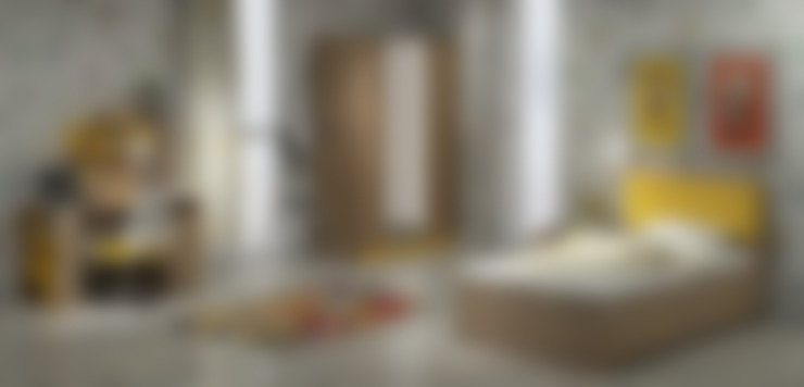 MİA MOBİLİ – Limone:  tarz Çocuk Odası