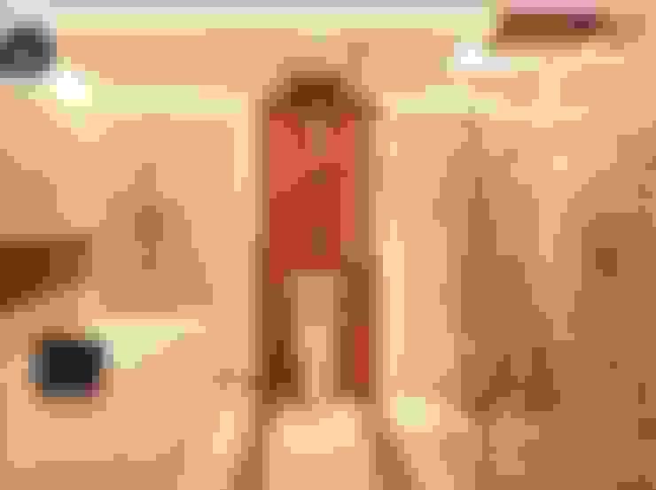 Banheiros  por home makers interior designers & decorators pvt. ltd.
