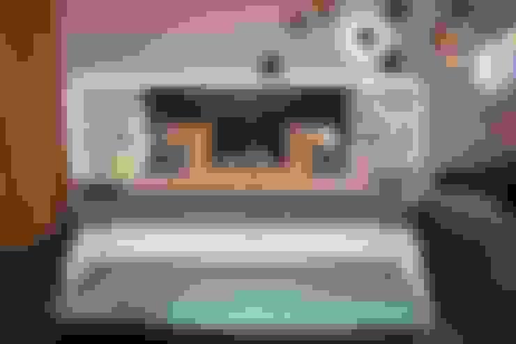 غرفة نوم تنفيذ Mireia Cid