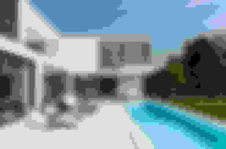 Houses by SOHOarchitekten
