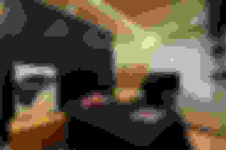 ZAAV-Apartamento-Interiores-1318: Quartos  por ZAAV Arquitetura