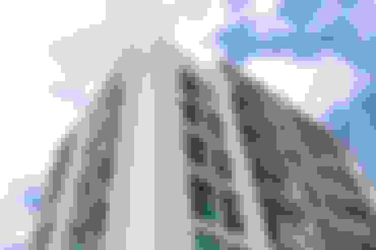 ZAAV-Edifício Residencial-1120: Casas  por ZAAV Arquitetura