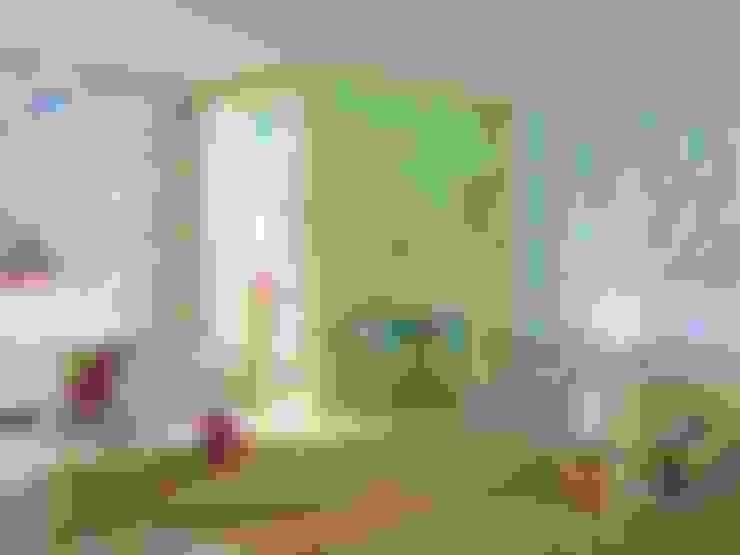 جدران وأرضيات تنفيذ HannaHome Dekorasyon