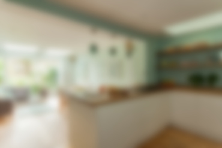 مطبخ تنفيذ Dittrich Hudson Vasetti Architects