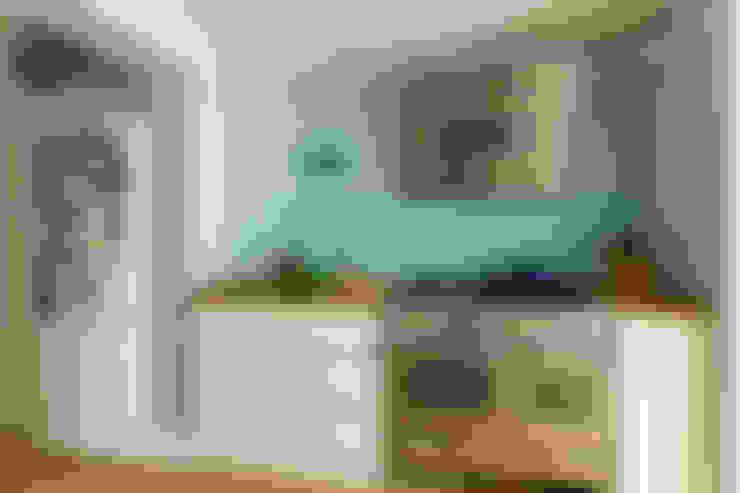 Keuken door Dittrich Hudson Vasetti Architects