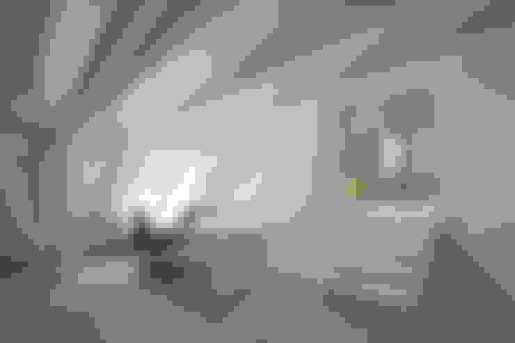 BUB architekten bda의  서재 & 사무실