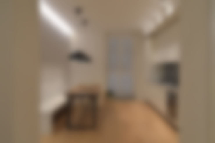 Dining room by ministudio architetti