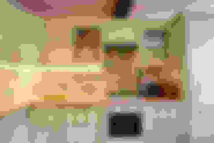 مطبخ تنفيذ Порядок вещей - дизайн-бюро