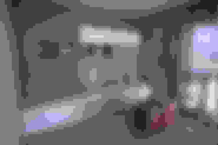 Salas / recibidores de estilo  por marco.sbalchiero/interior.design