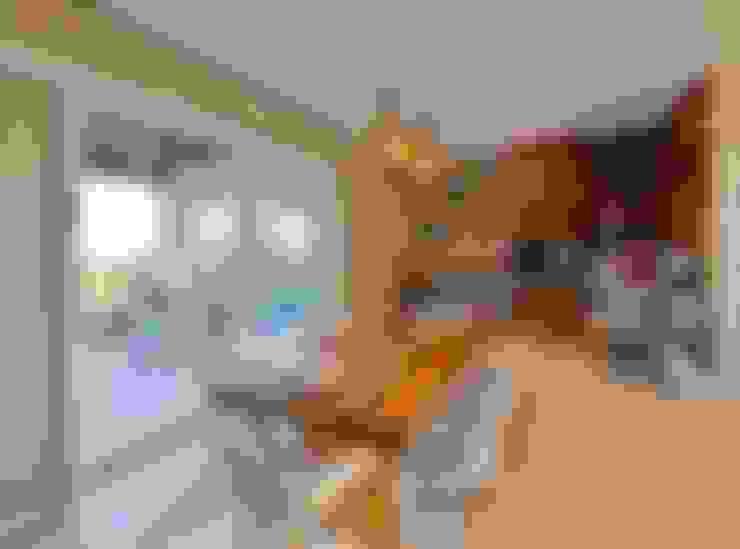 Столовые комнаты в . Автор – Espaço do Traço arquitetura
